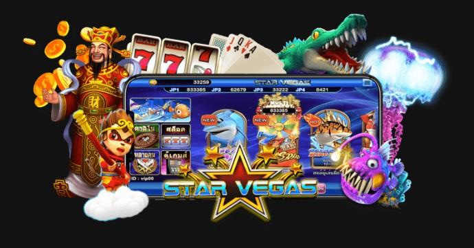 Star Vegas game